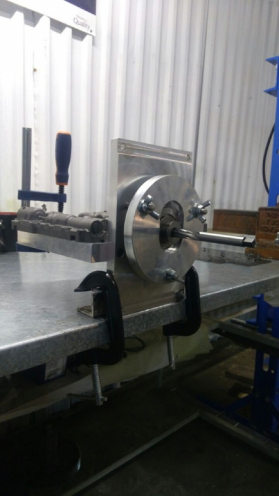 Ремонт гидроблока на оборудовании SONNAX